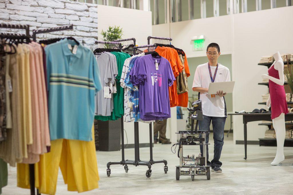 Dr. Jian Zhang RFID Lab