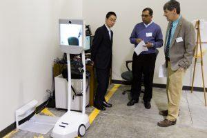 Jian Zhang RFID Lab