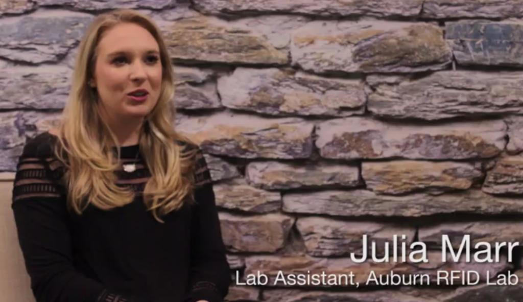 Julia Marr - RFID Lab